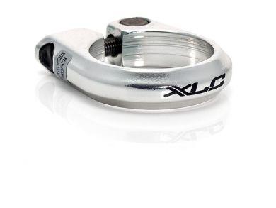 XLC seat clamp 31.8 hopea ruuvilla