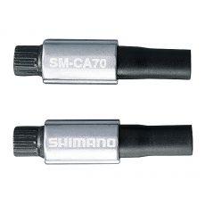 Shimano SM-CA70 Vaijerinsäädin vaihdevaijeri 2 kpl