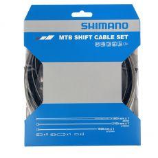 Shimano vaihdevaijeri/kuorisetti MTB rosteri