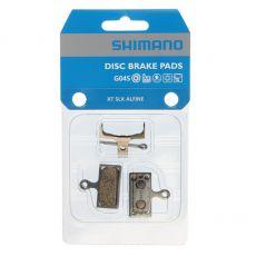 Shimano XT G04S Metal Jarrupalat