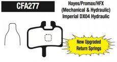 EBC CFA 277R Hayes/Promax/HFX (RED)