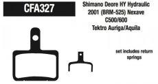 EBC CFA 327 Jarrupalat Shimano Deore