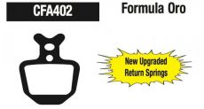 EBC CFA 402 Jarrupalat Formula ORO