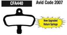 EBC CFA 440 Jarrupalat AVID Code