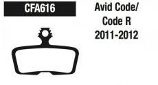 EBC CFA 616R Jarrupalat Avid Elixir/Code (RED)