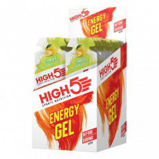 High5 EnergyGel energiageeli Citrus