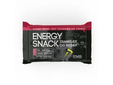 PurePower Energy Snack Karpalo