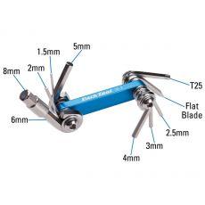 Park Tool Minityökalu IB-2 10 toimintoa