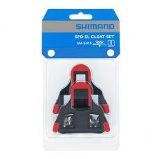 Shimano SH10 Klossit punainen