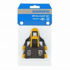 Shimano SH11 Klossit keltainen