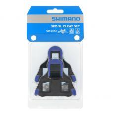 Shimano SH12 Klossit sininen