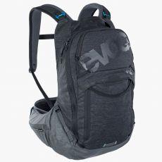 EVOC Trail Pro 16 - Black Carbon grey L/XL