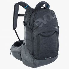 EVOC Trail Pro 26 - Black Carbon Grey L/XL