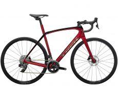 Trek Domane SL 6 eTap 2022 - Crimson/Trek Black