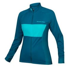 Endura Women's FS260-Pro Jetstream L/S Jersey II - Kingfisher