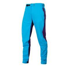 Endura MT500 Burner Pant - Electric Blue